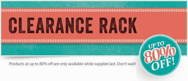 Stampin' Up! Clearance Rack New items added July 10th