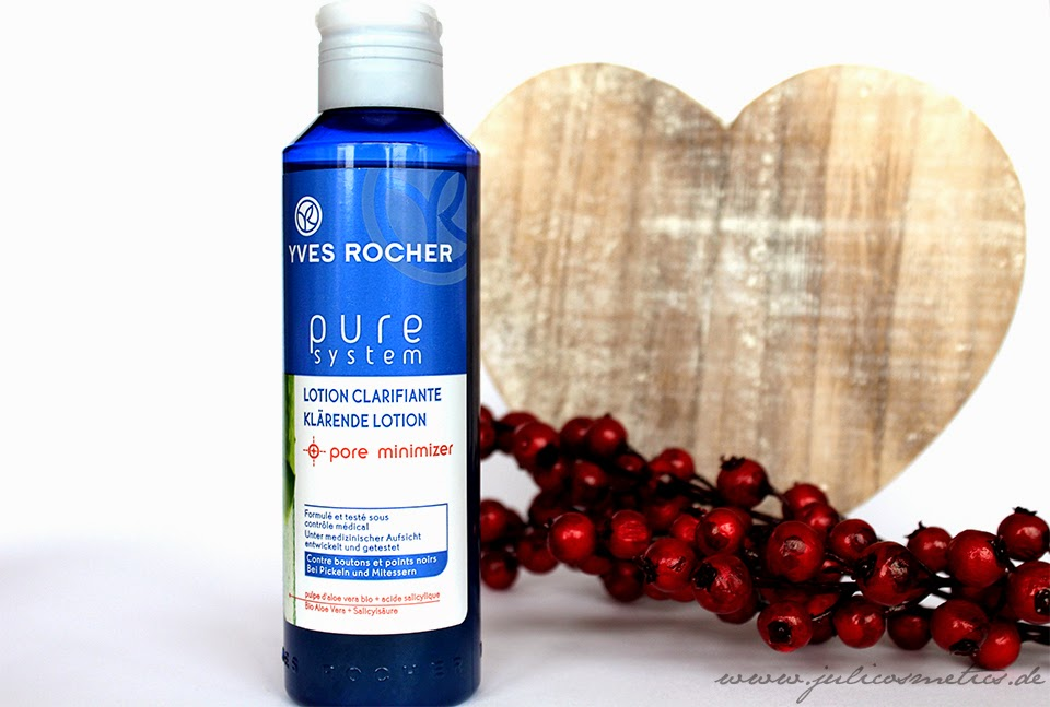 Yves Rocher - pure System - Klärende Lotion