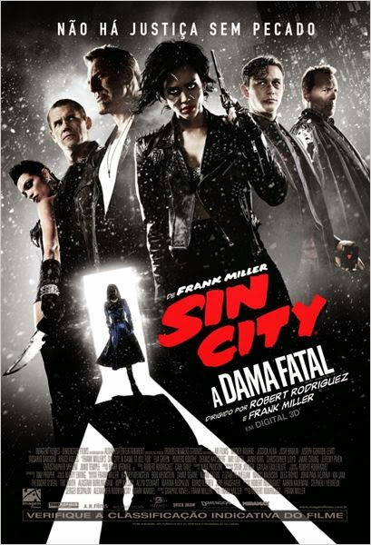 sincity2 Sin City 2: A Dama Fatal Torrent   Dublado Bluray 1080p (2014)