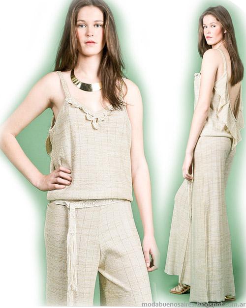 Agostina Bianchi moda verano 2014.