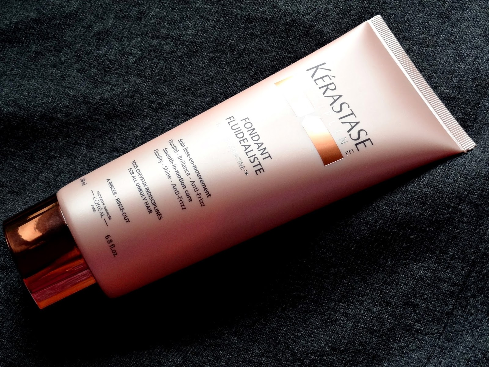 Kerastase Discipline Haircare Collection Review, photos, Swatches, ingredients
