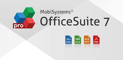 OfficeSuite Pro 7 (PDF & HD) v7.2.1318 Apk Download
