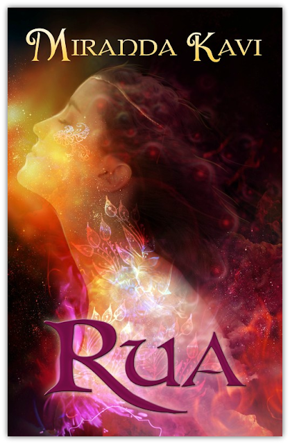 Cover Reveal: Rua by Miranda Kavi