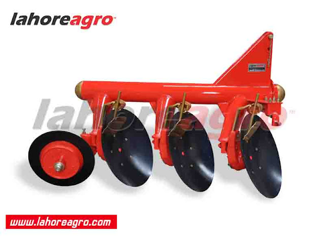 Tractor, Disc Plough, Farm Tractor, Farm Implement