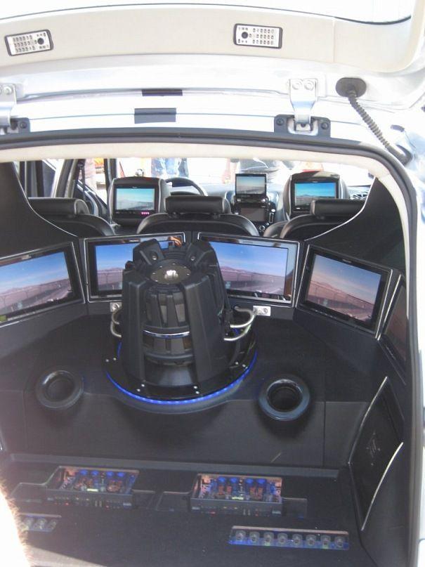 Justin Bieber Car Most Extreme Car Interior Tuning