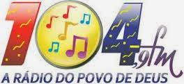 ouvir a Rádio 104 FM 104,ao vivo e online Governador Valadares MG