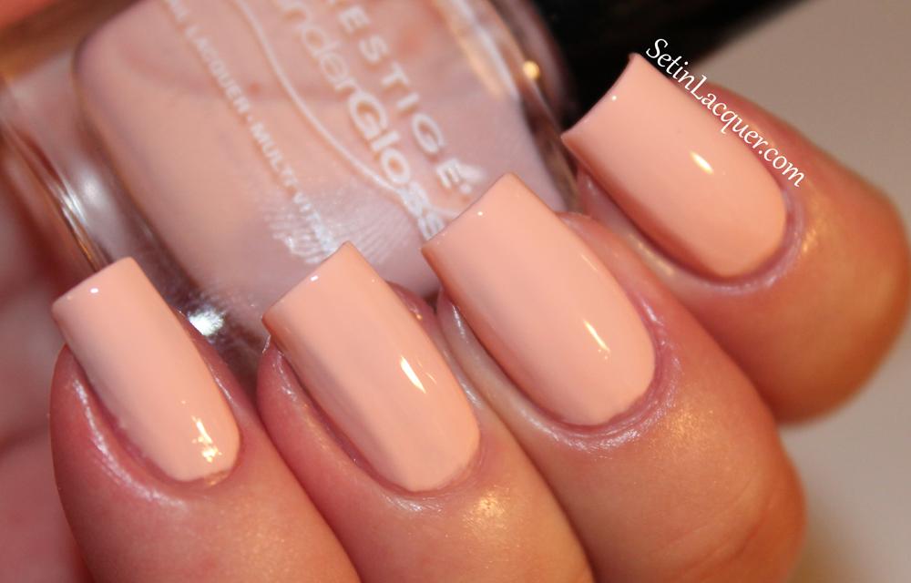 Prestige Cosmetics nail lacquer - Flirt
