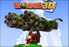 download game worms 3d buat pc free full version