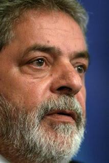 Ex-presidente Lula com câncer