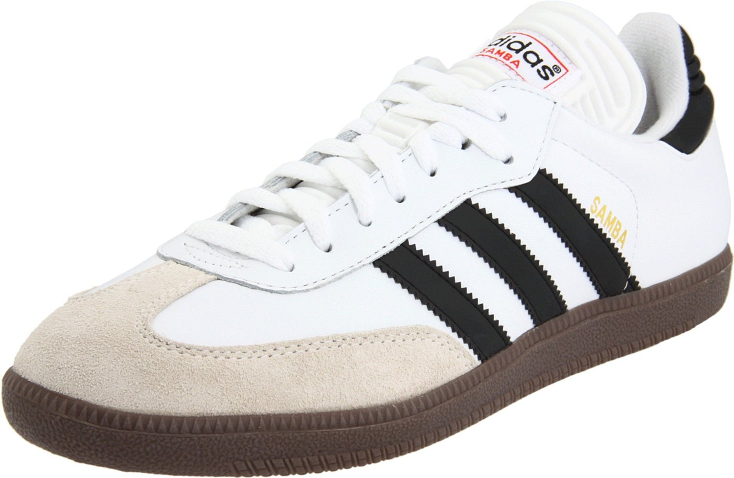 Indoor Soccer Shoes: Adidas Samba Classic - Review ...