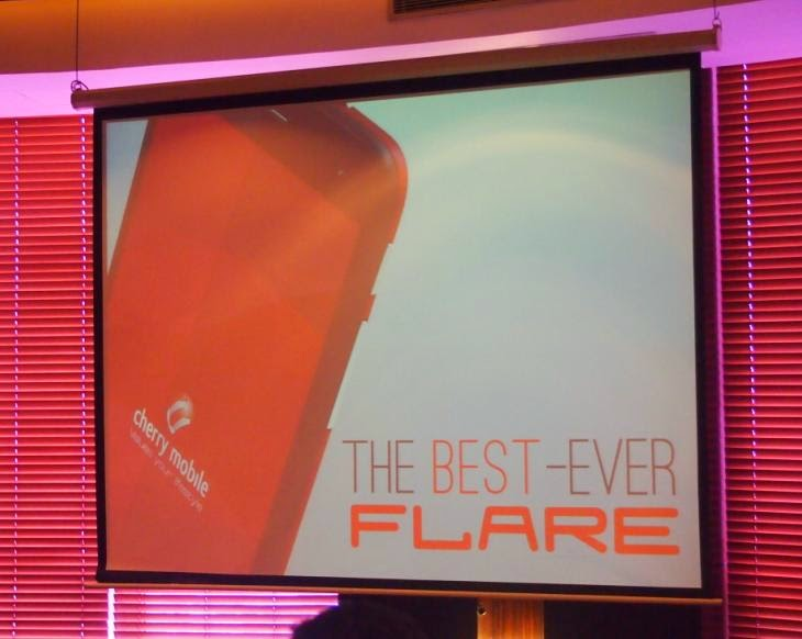 Cherry Mobile Unveiled Flare 3, 5-inch IPS OGS Quad Core KitKat Phablet for Only Php3,999