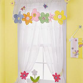 Dormitorios juveniles cortinas para dormitorios de ni as - Cortinas originales para dormitorio ...
