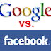 Google+ or Facebook - Battle