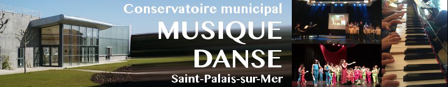 Conservatoire Saint-Palais-sur-Mer