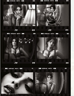 www.CelebTiger.com++GQ+Photoshoot+India+Sonam Kapoor07 Sonam Kapoor Shows Hot Cleavage In GQ India 2013 HQ Photos
