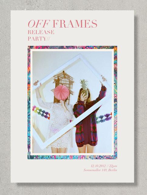OFF Frames Release Party  PROPAGANDA™ x Miren Oller