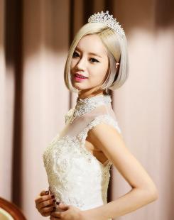 Hyeri Girl's Day Princess Beauty