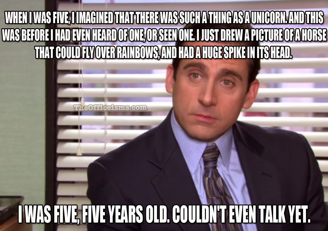 Funny Quit Job Meme : The office isms michael scott memes