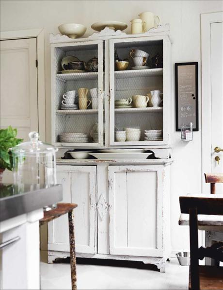 Vicky 39 s home aparadores y vitrinas cabinets - Alacenas vintage ...