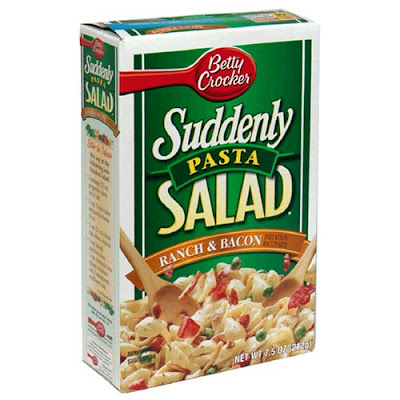 Suddenly Salad Ranch & Bacon Salad Recipe