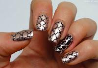 Mein Lieblingsdesign: Edle Quatrefoil Nails