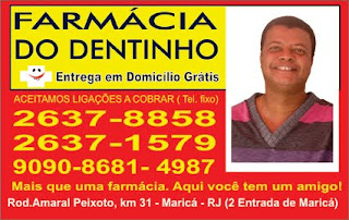 Farmácia do Dentinho