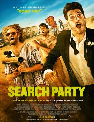 Pirados al rescate (Search Party) (2014)