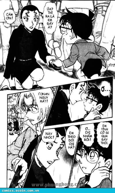 Detective Conan - Thám Tử Lừng Danh Conan chap 502 page 8 - IZTruyenTranh.com