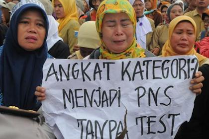 Pemprov DKI Jakarta sebenarnya mampu membayar gaji honorer K2 tanpa membebani APBN