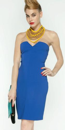 vestido verano 2012
