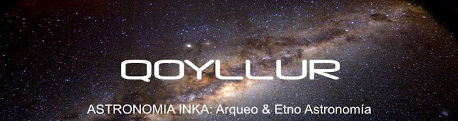 QOYLLUR - ASTRONOMIA INKA