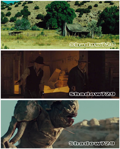 Cowboys & Aliens (2011) [ BrRip | Dual | Mega ]