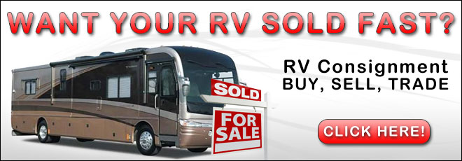 RV Consignment Arizona - Sell Your RV FAST