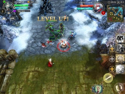 Heroes of Order & Chaos iphone Review