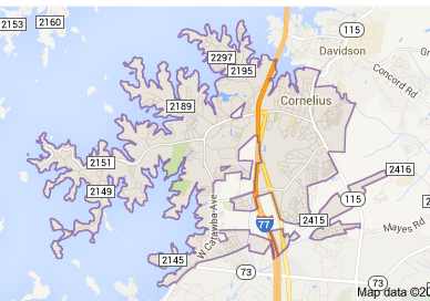 Lake Norman Homes for Sale and Property Values: Homes For ...