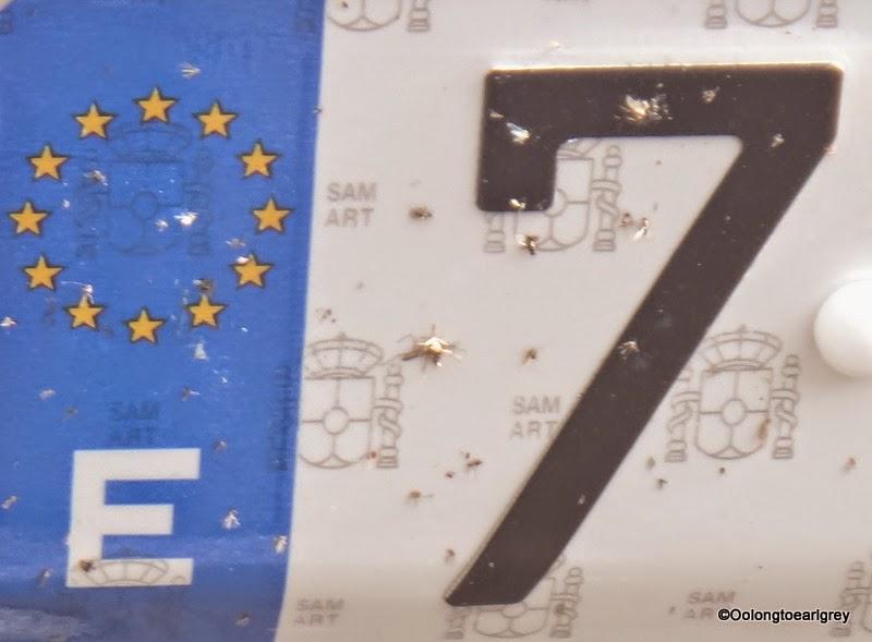 European Numberplate: Spain