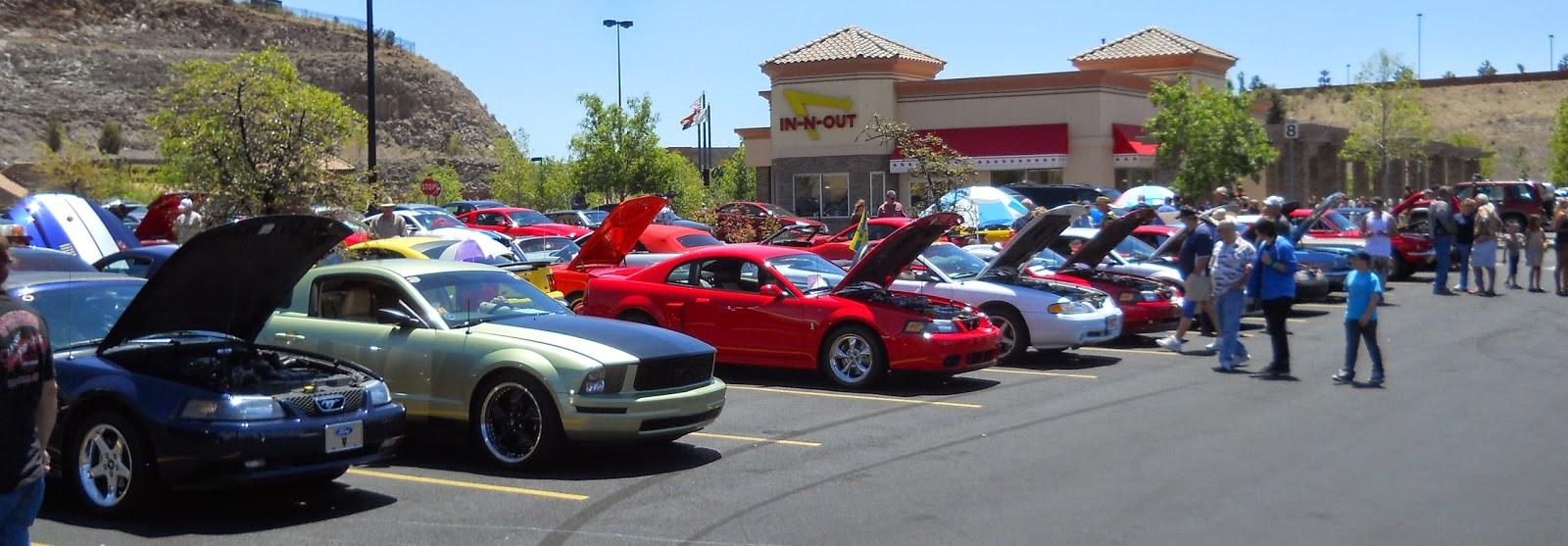Car Show Prescott Valley May
