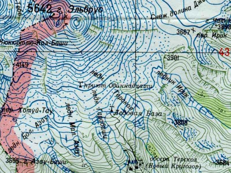 Топографические Карты Генштаба Краснодарский Край.Rar