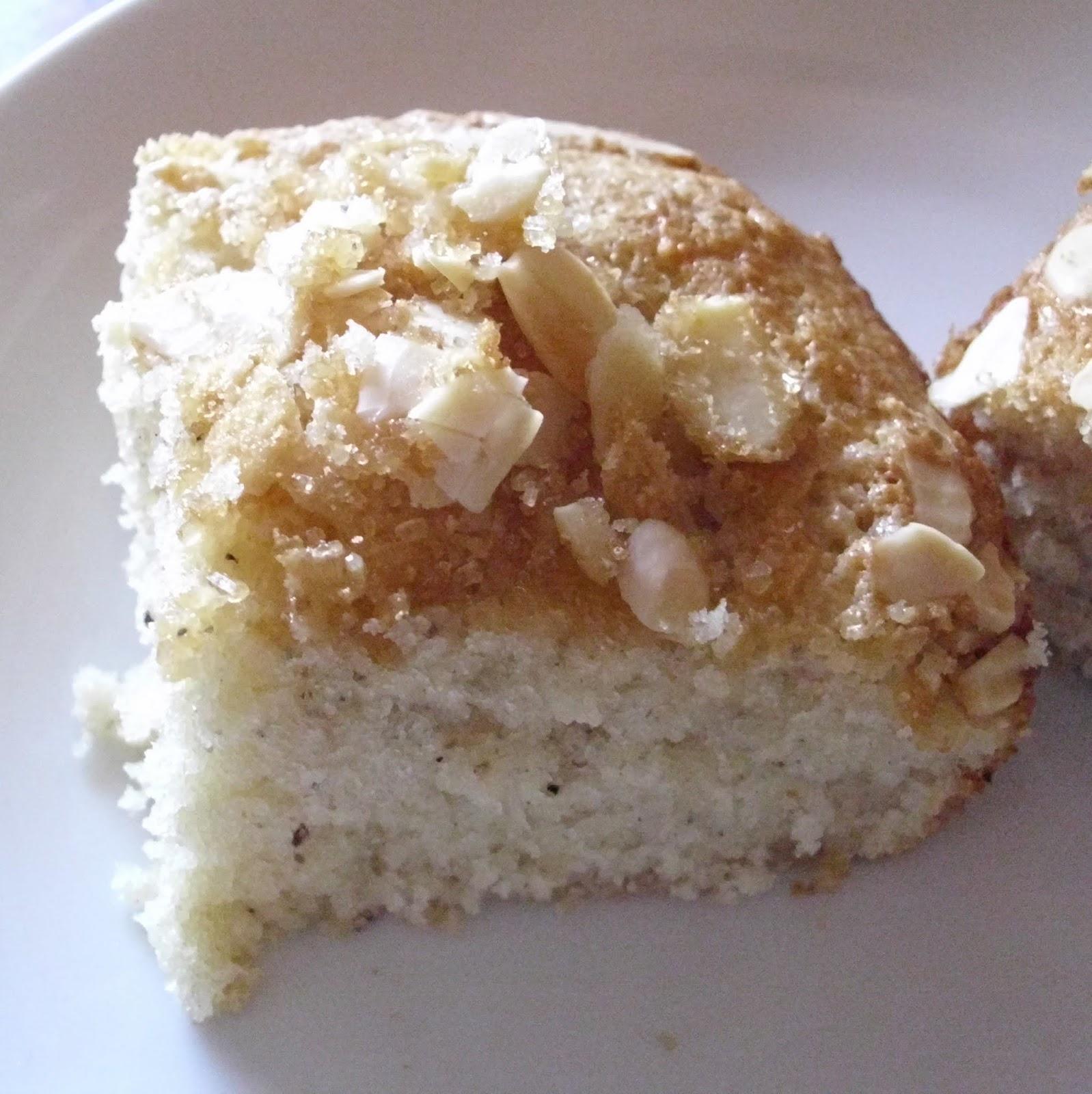 Norwegian Cardamom Coffee Cake