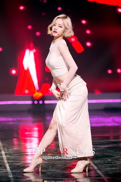 Hyeri Something Live