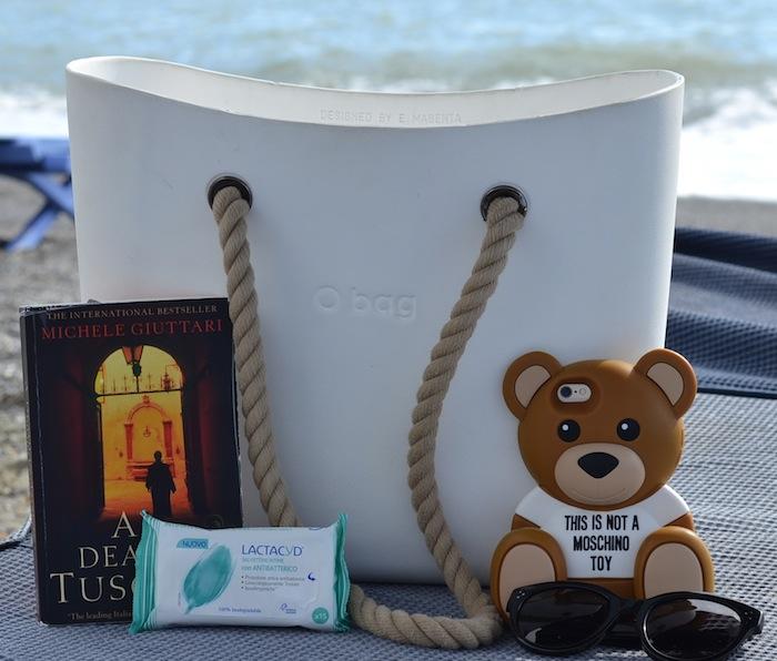 cosa c'è nella borsa da spiaggia