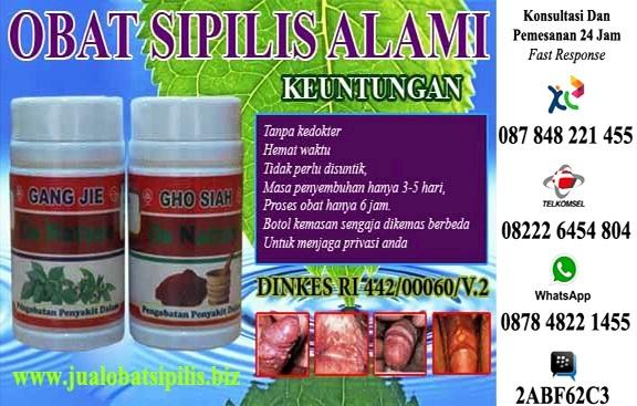 Obat Penyakit Sipilis Ampuh