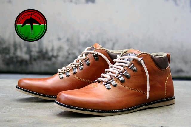 Sepatu Online Moofeat Semi Boot MF SB 1