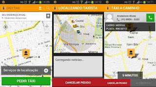 Easy Taxi Android