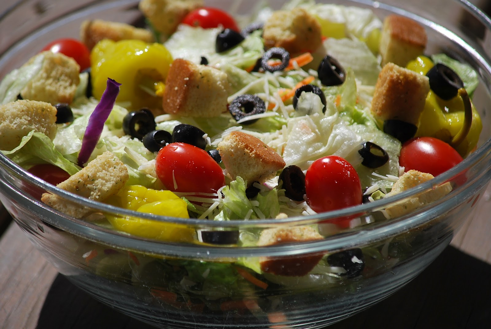 My Story In Recipes Olive Garden Dressing