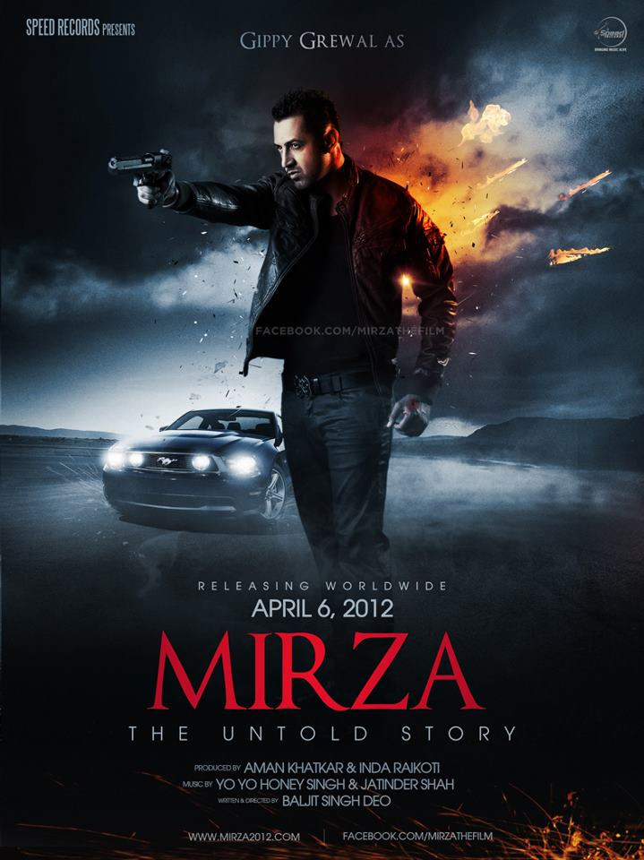 Mirza The Untold Story 2012 Movie New HD Wallpaper