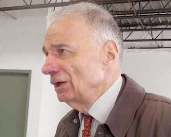 Ralph Nader in Glens Falls on Sunday