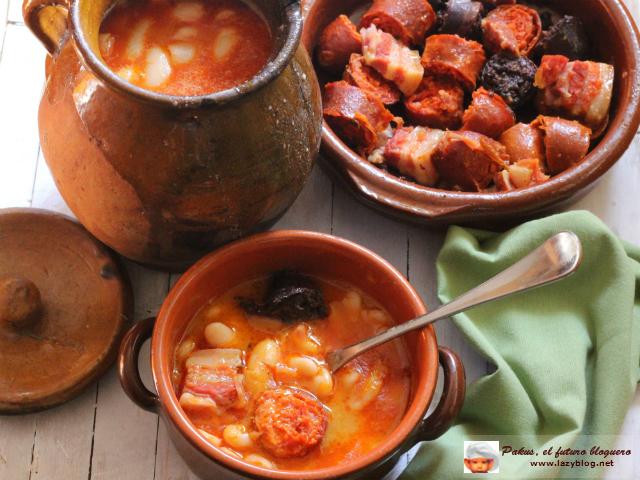 Recetas De Cocina Asturiana Faciles | Lazy Blog La Receta De Fabada Asturiana Mas Sencilla Con El Exito