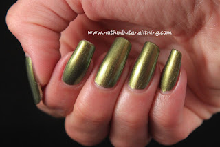 Models Own Beetle Juice Collection - Golden Green