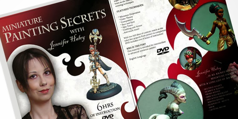 Miniature Painting Secrets Review